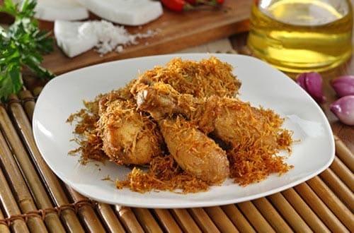 Ayam Goreng kelapa compressed