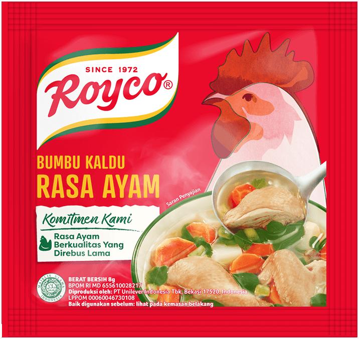 Produk Unilever, Royco