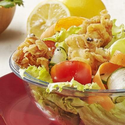 Kiat Menyajikan Salad Sehat