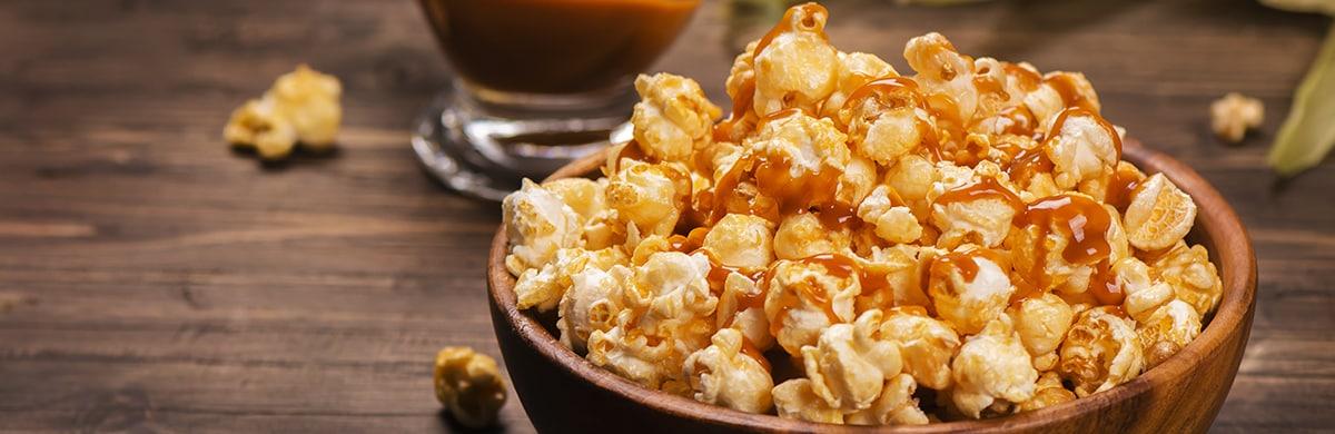 Tips Membuat Popcorn Karamel Rumahan | Royco