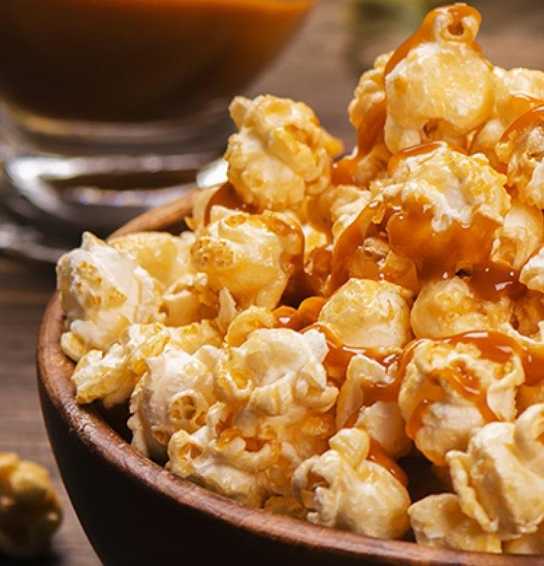 Tips Membuat Popcorn Karamel Rumahan