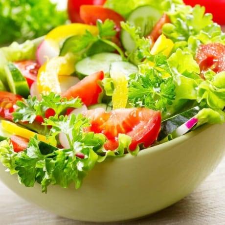 cara membuat salad sayur