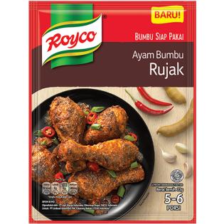 Royco Ayam Bumbu Rujak