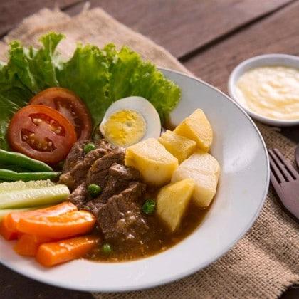 4 Hidangan Pelengkap Lezat untuk Resep Bistik Daging Khas Solo